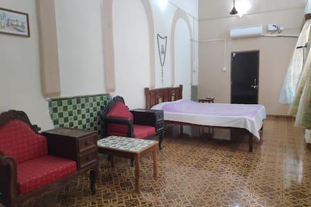 Goan homestay in a heritage precint Panjim
