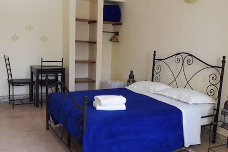 Auberge du Marabout chambre double - Bed & Breakfast