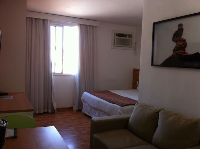 FLAT TODO MOBILIADO E MONTADO - Vespasiano - Serviced apartment