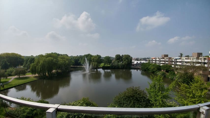 Quiet appartment close to nature and culture - Capelle aan Den IJssel - Huoneisto
