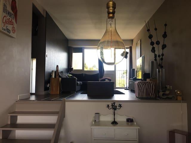 Charmante & lumineuse maison à 10 min de Rouen