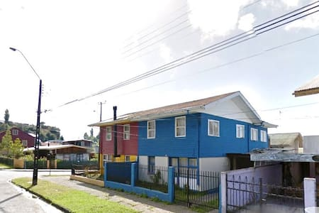 Acogedora Casa con vista al mar - Puerto Montt