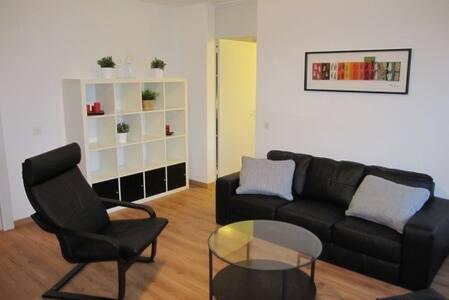 Möblierte 2.5 Zimmer Wohnung, zentral gelegen - Obersiggenthal - 公寓