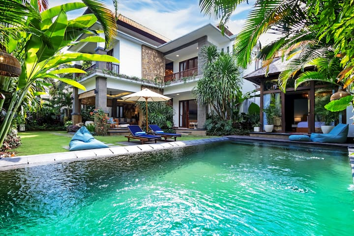 Luxury Seminyak Private Mansion - Next to W Hotel