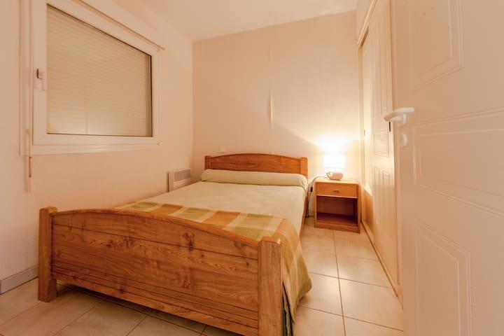Appartement T2 avec piscine - Moliets-et-Maa - Apartament