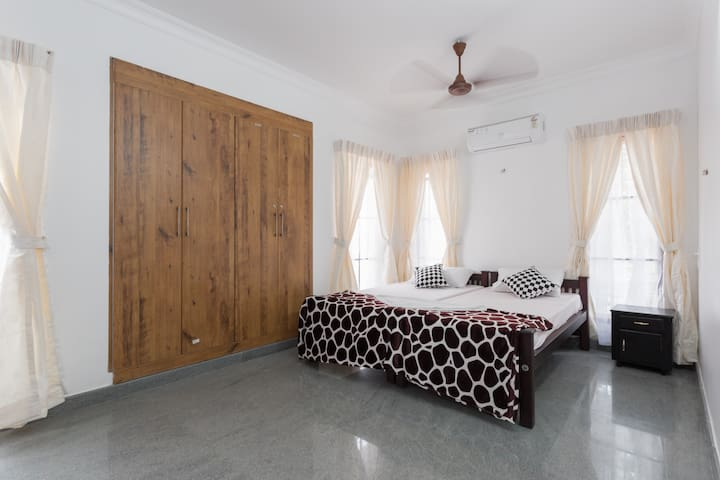 Premium Apartment for Big Groups at Fort Kochi - Kochi - Apartament
