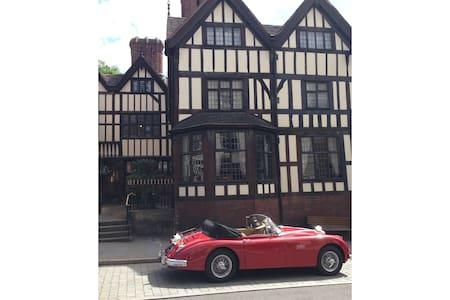 Beautiful Tudor Mansion in the heart of Shrewsbury - Shrewsbury - House