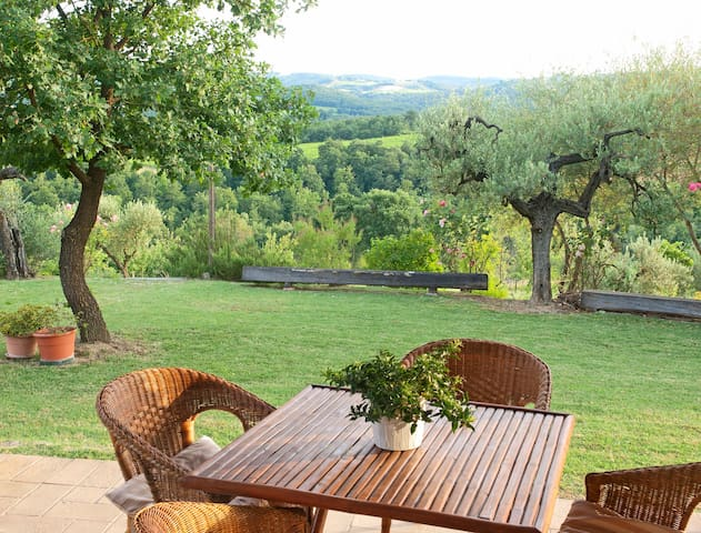 Country House Nazzano near San Gimignano - Lu.co