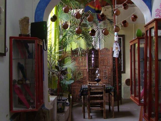 Habitación cálida y amplia - Tequisquiapan