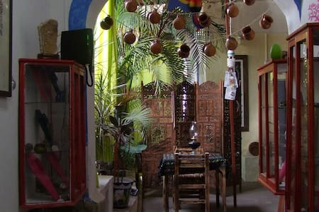 Habitación cálida y amplia - 提克斯克潘 (Tequisquiapan)