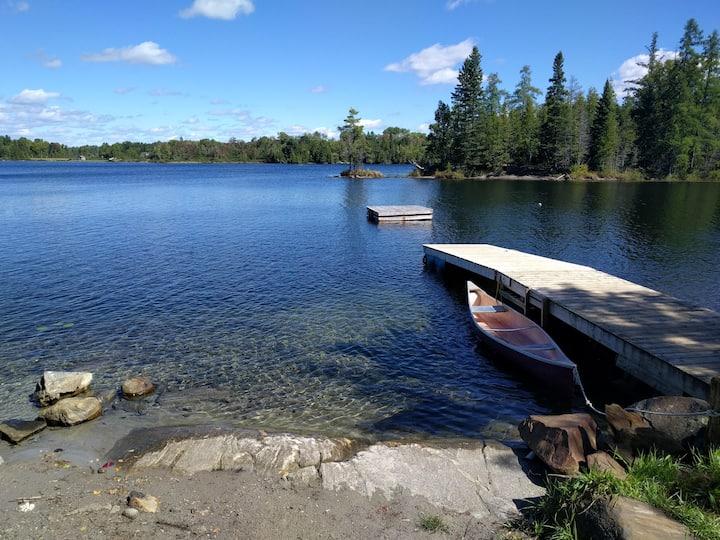 Privacy on Robinson Lake