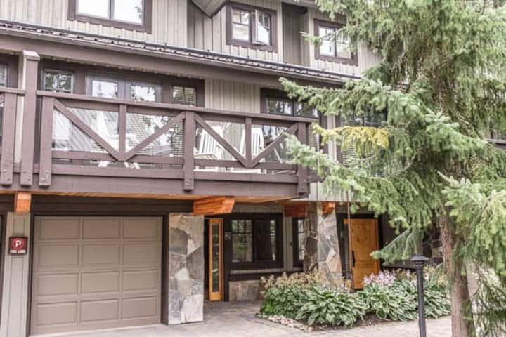 Slopeside Family Townhome.
