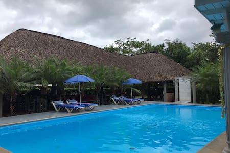 Finca Plenitud, La Habana.