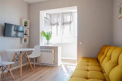 Studio apartment in a new elite house