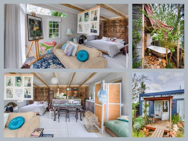 Menana Cottage - Greyton - Cabaña