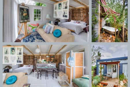 Menana Cottage - Greyton - Hytte