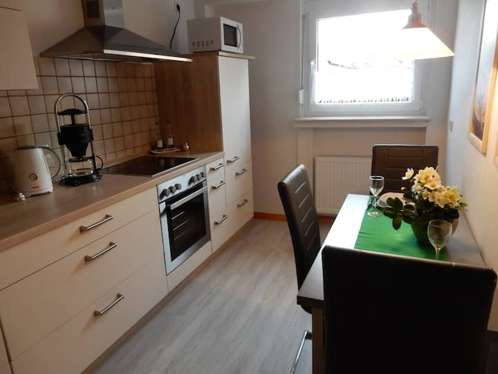 Very cosy superior apartment in Koblenz