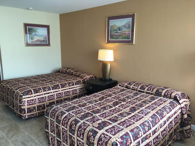 Standard Two Double Beds NS