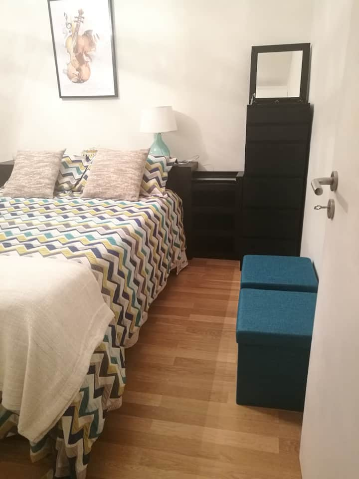 Spacious an Elegant double bed room