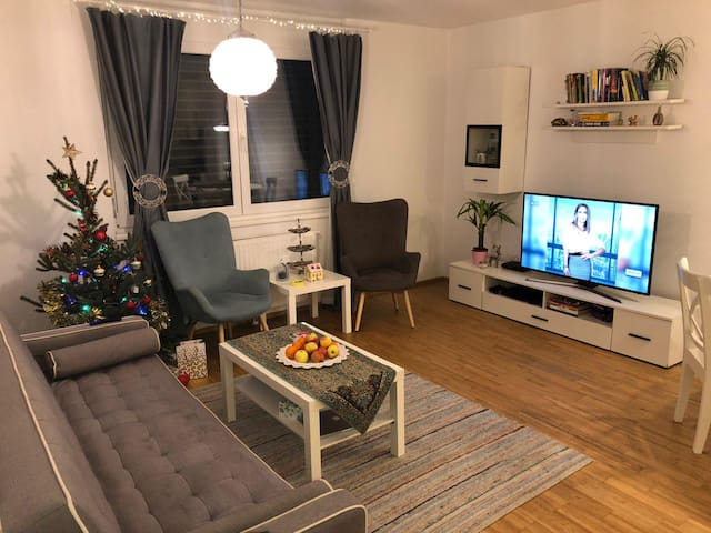 Really Calm and Cozy