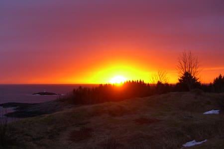 Sagatun, Sørvågen i Lofoten - Sørvågen