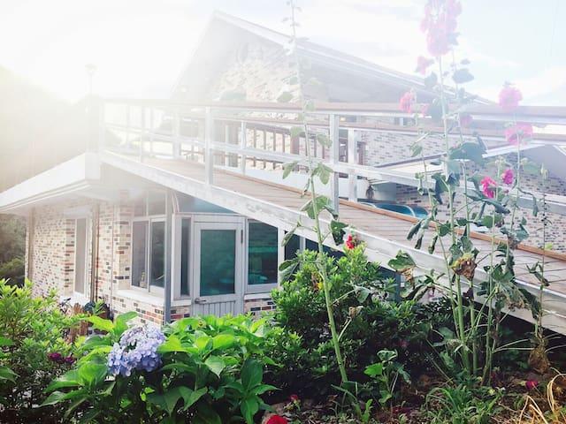 삼시세끼 농작물 체험 가능한 전원주택 - Yeongwol-eup, Yeongweol
