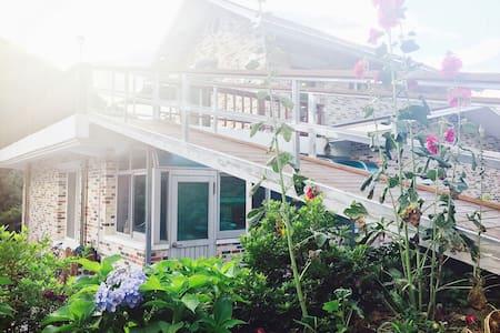 삼시세끼 농작물 체험 가능한 전원주택 - Yeongwol-eup, Yeongweol - Hus