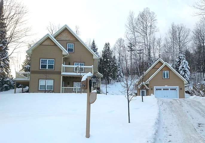 Peaceful Modern Family Holiday Home - 5 Beds - Mont-Tremblant - Appartement