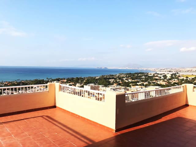 NEW PENTHOUSE with Spectacular Sea Views