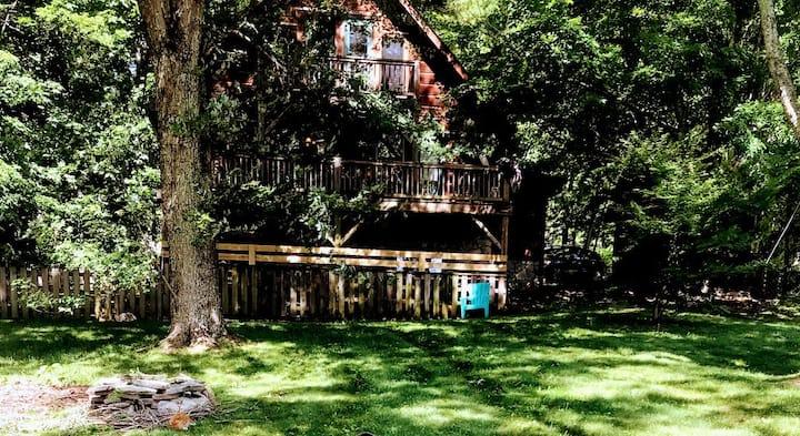 West Watauga cabin