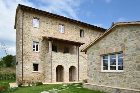 Villa Il Poderone - Magione