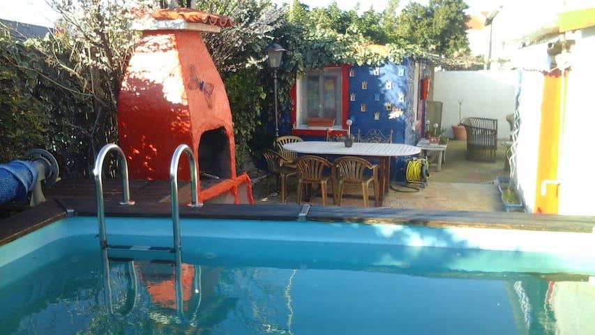 Appt en rez de jardin de villa - Agde - Lägenhet