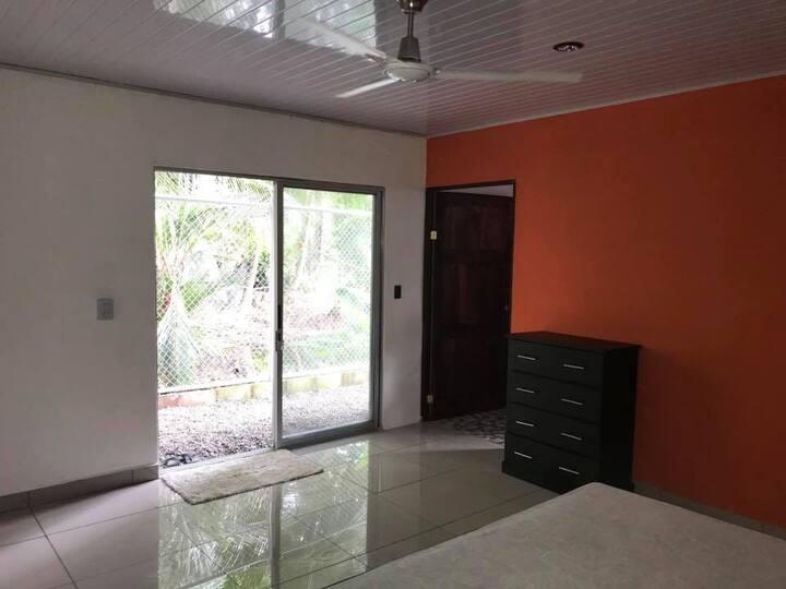 Private room// Diego Naranjo Beach surf house