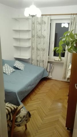 Bright apartment at Saska Kępa! - Warszawa - Apartemen