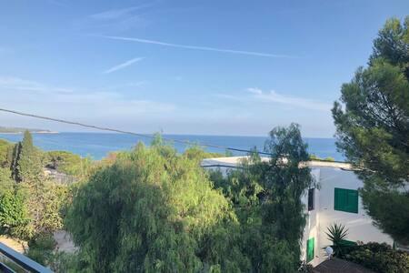 vistas al mar y paseos