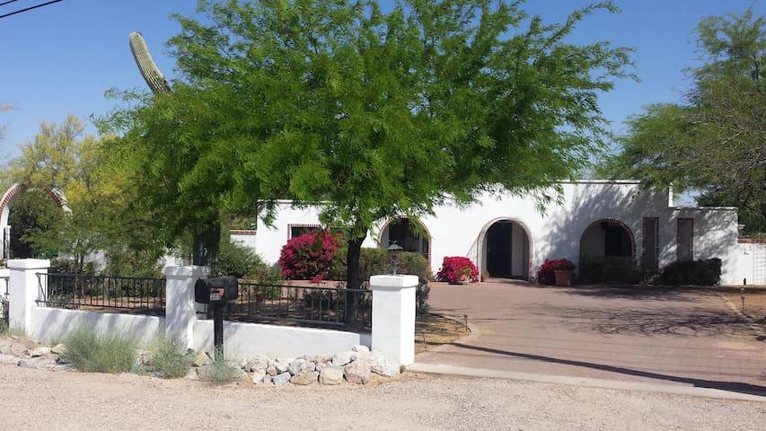 Desert Paradise - Pool, Patios and Piano!