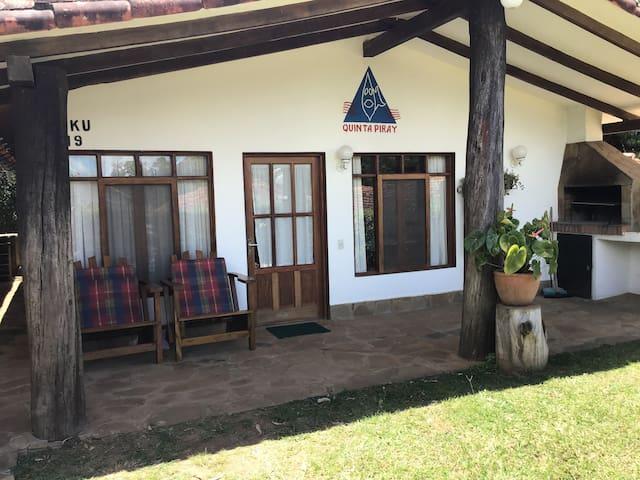 Cabaña 19 Quinta Piray