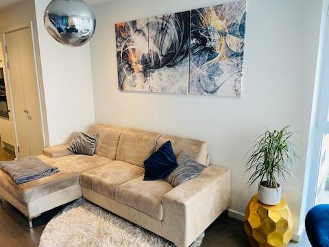 Designer apartment for rent in Central London