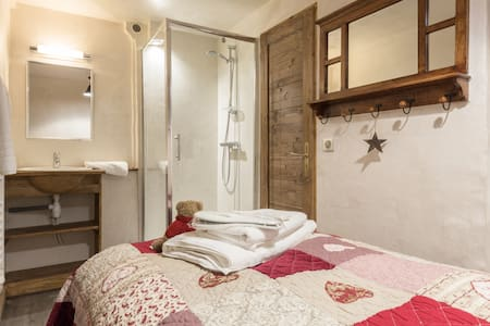 La Cachette B&B, 1-2p Berry - Sainte Foy Tarentaise - Bed & Breakfast