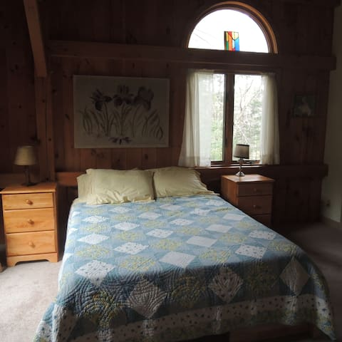 Private bedroom en suite - Mount Desert - Casa