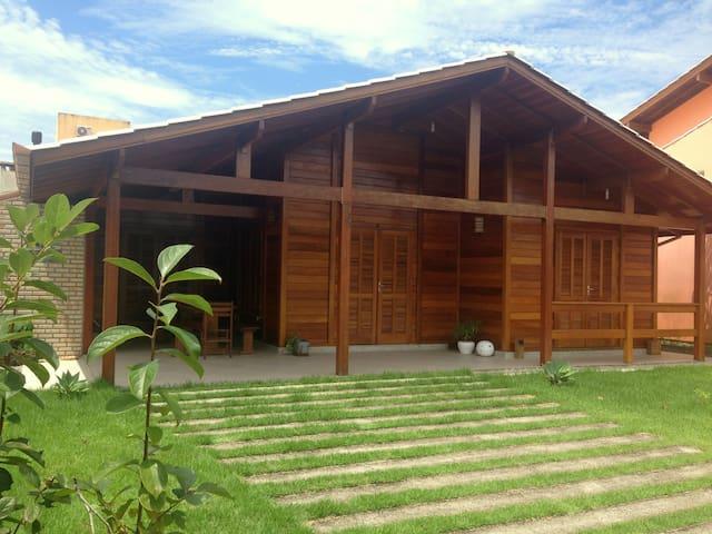 Casa de Praia Aconchegante.