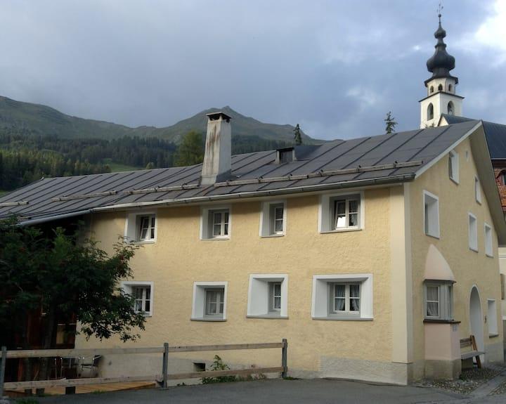 Ferienhaus Rontsch  86 in Ftan/Scuol