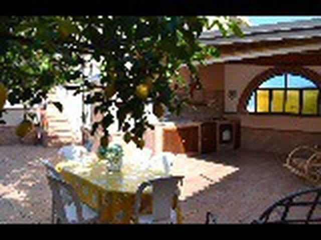 Villa Sangineto Lido