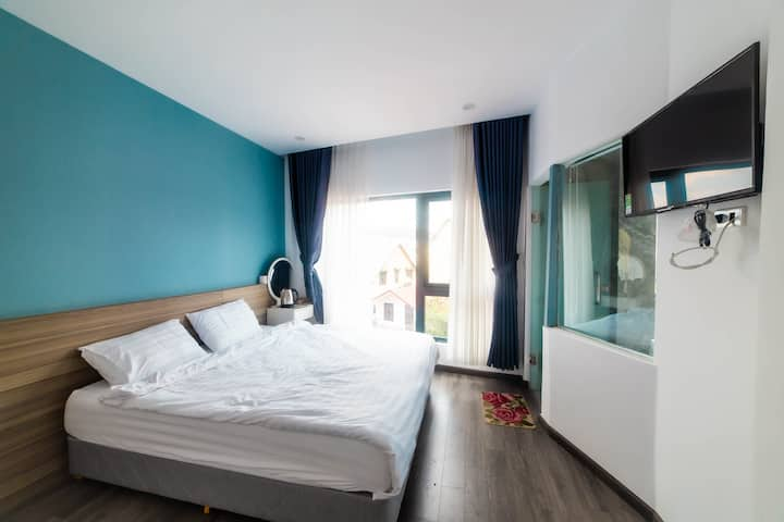 04 bedrooms apartment - City view