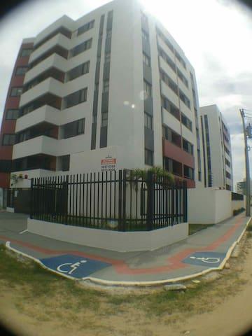 Férias em Aracaju- Orla Atalaia Apart  mobiliado