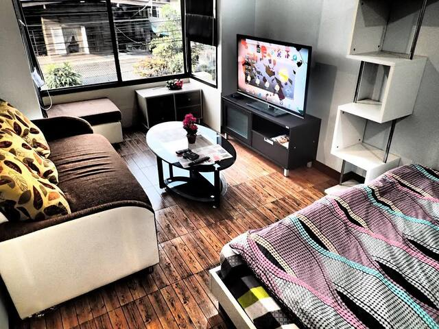 Cozy rental in trendiest ChiangMai area - room 210
