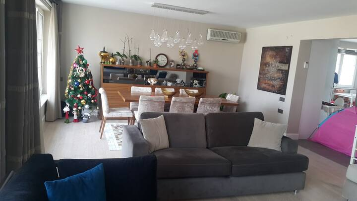 Fully Furnished Luxurious Top Floor Terrace Flat
