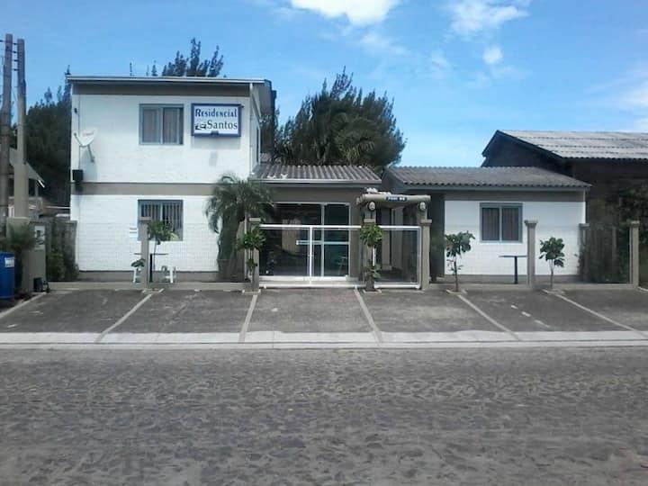 Residencial de casas individuais 1 e 2 dormitórios