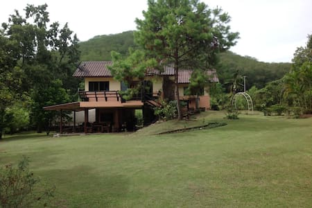 PARTY HOUSE @ PHU-TA-WANN RESORT - Aamiaismajoitus