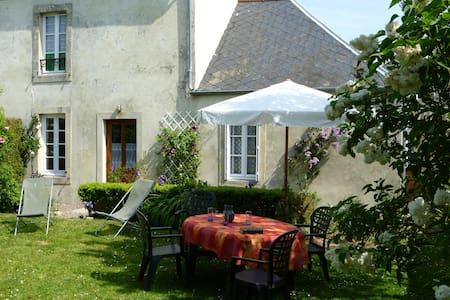 Gîte de la Flambardière - Sainte-Honorine-des-Pertes - Natuur/eco-lodge